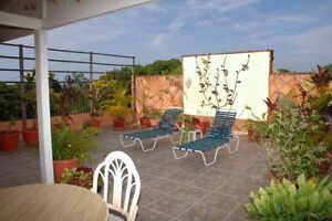 2bedroom penthouse;145sqmt, beachtown, great safe complex;enjoy
