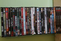 30 dvds for sale