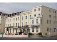 TWO DOUBLE BEDROOM FLAT TO RENT, BRIGHTON, CHAIN PIER HOUSE, MARINE PARADE, FURNISHED