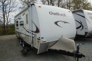 2009 21RS Outback Trailer for Rent