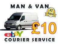 AVAILABLE TODAY Man and Van Hire Removals FURNITURE HOUSE FLAT IKEA COURIER MOVE TO LONDON