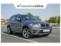 2013 BMW X5 LEFT HAND DRIVE X5 2013 4X4 PANORAMIC ROOF GREY Auto Petrol Automati