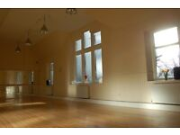 Studio space to rent in Haddington, East Lothian