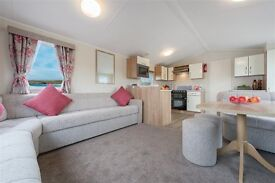 STUNNING STATIC HOLIDAY HOME FOR SALE ON NORTH EAST COAST nr SEAHOUSES, AMBLE, SEATON DELEVAL