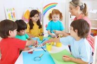 Childcare Center, Garderie Daycare Service For Kids only 7$/day