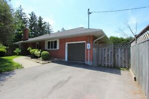 Oshawa Bungalow with Inground Pool!