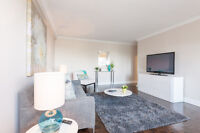 Maintenance-free living - 1, 2 and 3 BDRM rentals on New St!