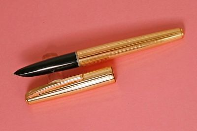 Fountain pen Golden Star 707, MINT, NOS, produced in China 1970-80th, F nib