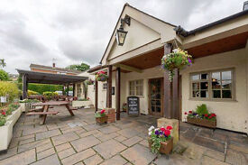 Full Time Chef - Live In - Up to £26,000 plus tips - Cowper Arms - Digswell, Welwyn