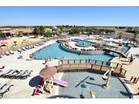 Mobile home 6 peoples South of France Campsite 4*