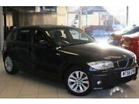 *12 MTHS WARRANTY*12 MTHS MOT*2006(56)BMW 116 1 SERIES 1.6 SE 6 SPEED 5DR 2 KEYS