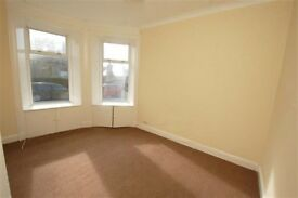 Ground floor two bedroom flat near railway station. Gas central heating and double glazed.