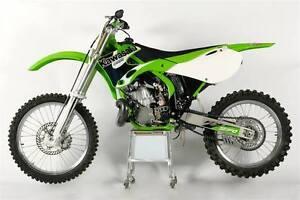 Kawasaki 250cc  kx250