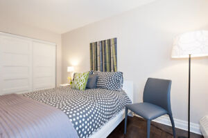 Newly Renovated 2 Bed in Downtown Burlington!