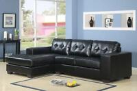 *LIQUIDATION PRICED!* DESIGNER SECTIONALS AND SOFAS FROM $988