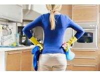 Cleaner needed £9 per hour