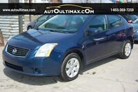 2008 NISSAN SENTRA S -AIR CLIMATISE-VITRES ELECTRIC-