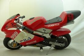 50cc Mini Moto Pocket Bike (49cc Not Scooter Motorbike Quad)