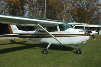 1966 Cessna 172G Float Plane