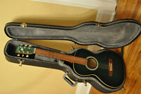 Art&Lutherie AMI Wild Cherry Acoustic Guitar (Price Negotiable)