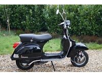 hf radio gear + a 42'' 3d dtv led ,,, swap for a vespa project