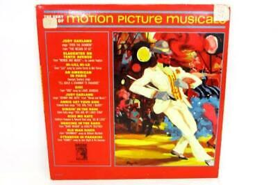 The Very Best of Motion Picture Musicals Sound Track LP Record MGM