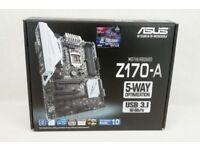 Asus Z170-A Motherboard LGA 1151