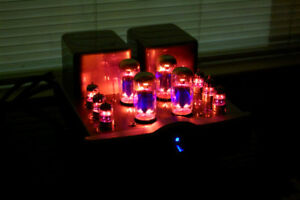 Onix Melody SP3 integrated tube amplifier