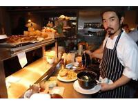 Full time kitchen porter for busy South East London gastro pub.