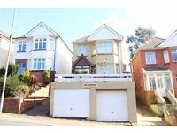 Three Bedroom Detached House overlooking Beechwood Park, Newport. Unfurnished. £895 PCM. NO DSS
