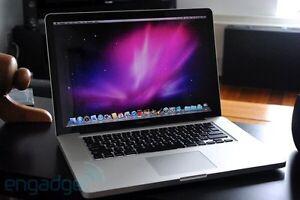 MacBookPro 13 inch, early 2011 2.3 GHz intel Core I5
