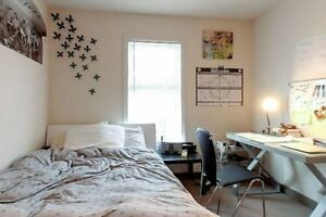 STUDENTS: DOUBLE BEDS & COZY SUITES @ 81 COLUMBIA ST. W.