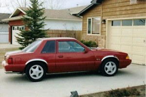 Looking for a fox body 5 liter