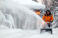 SNOW BLOWING AND SHOVELING SUB-CONTRACTORS NEEDED