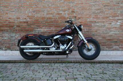 HARLEY-DAVIDSON SOFTAIL SLIM (FLS) in Mysterious Red Sunglo Darlington Mundaring Area Preview