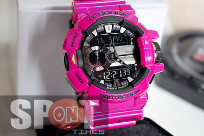 Casio G-Shock G'MIX Bluetooth Smart Men's Watch GBA-400-4C for sale  Shipping to Canada
