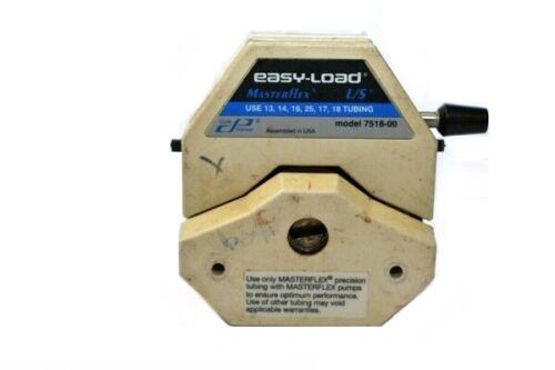 Cole Parmer Easy-Load MasterFlex Pump Head 7518-00