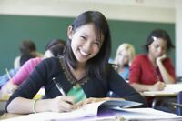 EXCEPTIONAL TUTORING Math, Physics, Chemistry, French, English