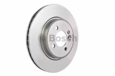 Bosch 0986478606 Front Axle Brake Disc Set Replaces 34 11 1 502 891