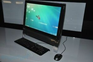 acer/Gateway 20inch Touchscreen PC all-in-one 4gbram 2.70ghz 400