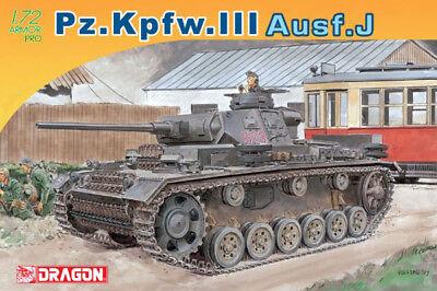 Dragon #7372 11/72 Pz.Kpfw.III Ausf. J Late Production - Armor Pro Series