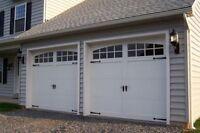 Garage Door Technician Services 20% off (30% off for seniors)