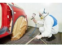 CAR PAINTER & PREPARER WANTED AT THE LEICESTER.