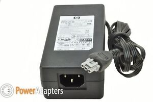 HP genuine Photosmart C5280 printer power supply unit adapter with cable