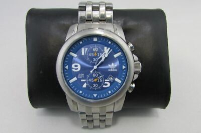 Men's Adidas ADH1165 Chronograph 100m 3 Hand Trefoil Watch