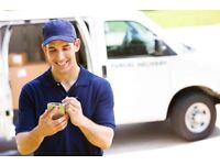 Full time - Bristol based Driving/Delivering job good pay! Basic rate plus 10% commission & Fuel.