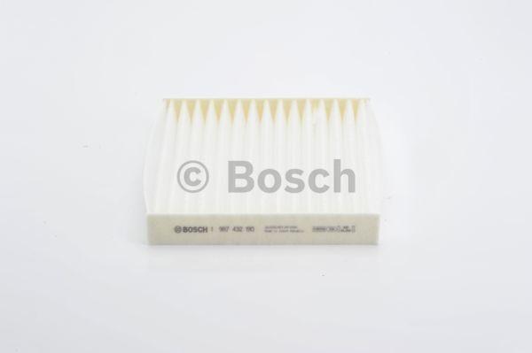 Innenraumluft für Heizung//Lüftung Vorderachse BOSCH 1 987 432 190 Filter