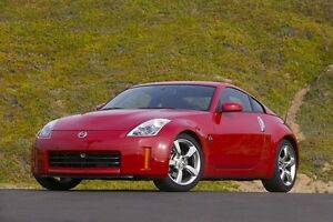 Wanted: 2007-08 Nissan 350Z Coupe (2 door)