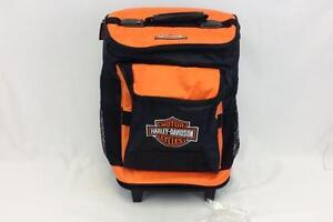 Harley Davidson Rolling Travel Cooler Ice Chest
