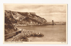 a24-Ansteys-Cove-Babbacombe-Devon-c1910-Postally-Unused